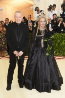 Madonna attends the Met Gala at the Metropolitan Museum of Art in New York - 7 May 2018 - Update (33)