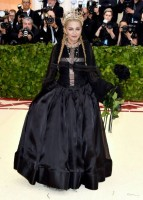 Madonna attends the Met Gala at the Metropolitan Museum of Art in New York - 7 May 2018 - Update (36)