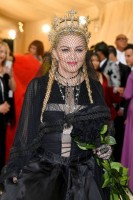 Madonna attends the Met Gala at the Metropolitan Museum of Art in New York - 7 May 2018 - Update (39)