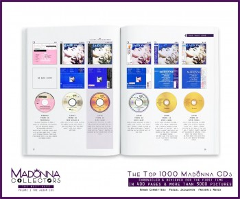 Inside MADONNA COLLECTORS The Must-Haves - Volume 1 the Album CDs 03