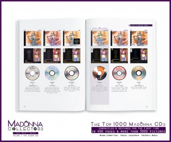 Inside MADONNA COLLECTORS The Must-Haves - Volume 1 the Album CDs 04