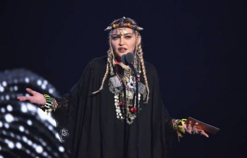 Madonna at the 2018 MTV Video Music Awards - 20 August 2018 - Pictures and Videos (1)