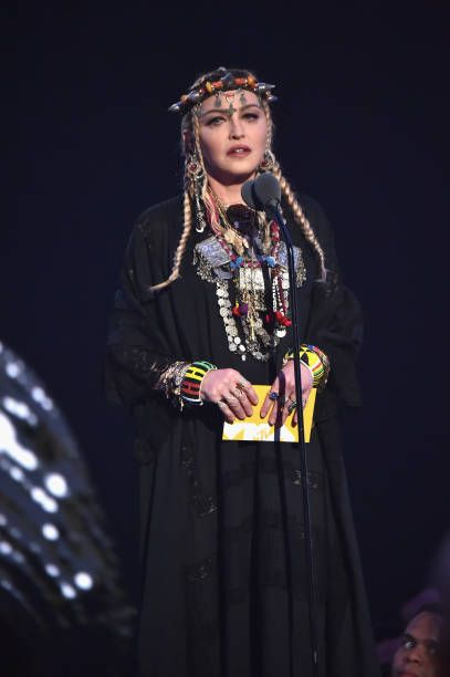 Madonna at the 2018 MTV Video Music Awards - 20 August 2018 - Pictures and Videos (2)