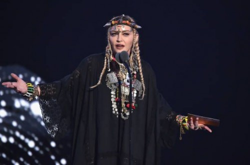 Madonna at the 2018 MTV Video Music Awards - 20 August 2018 - Pictures and Videos (3)