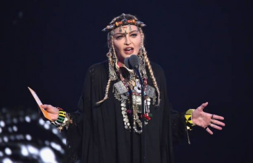 Madonna at the 2018 MTV Video Music Awards - 20 August 2018 - Pictures and Videos (4)