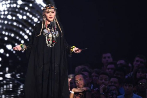Madonna at the 2018 MTV Video Music Awards - 20 August 2018 - Pictures and Videos (6)