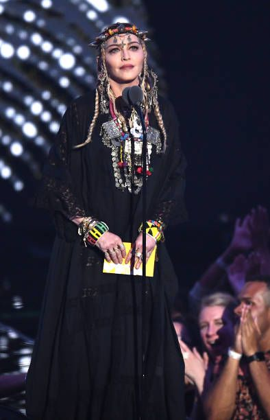 Madonna at the 2018 MTV Video Music Awards - 20 August 2018 - Pictures and Videos (8)