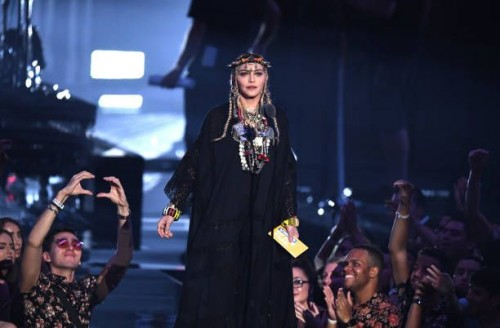 Madonna at the 2018 MTV Video Music Awards - 20 August 2018 - Pictures and Videos (14)