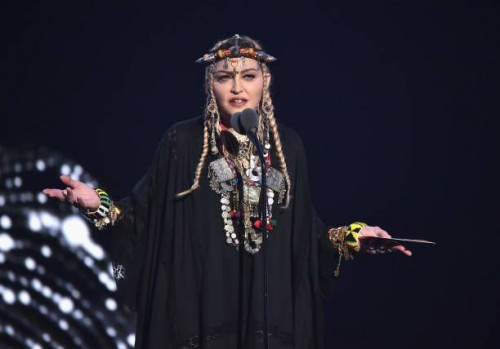 Madonna at the 2018 MTV Video Music Awards - 20 August 2018 - Pictures and Videos (17)