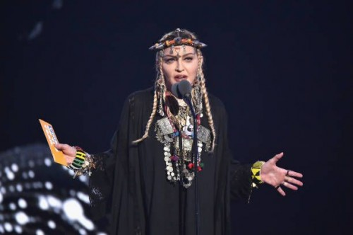 Madonna at the 2018 MTV Video Music Awards - 20 August 2018 - Pictures and Videos (18)