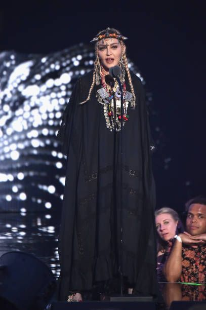 Madonna at the 2018 MTV Video Music Awards - 20 August 2018 - Pictures and Videos (21)