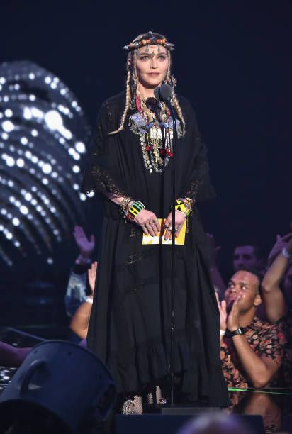 Madonna at the 2018 MTV Video Music Awards - 20 August 2018 - Pictures and Videos (22)