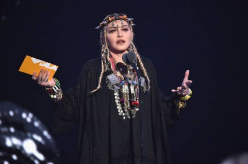 Madonna at the 2018 MTV Video Music Awards - 20 August 2018 - Pictures and Videos (25)