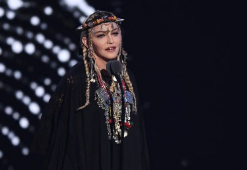 Madonna at the 2018 MTV Video Music Awards - 20 August 2018 - Pictures and Videos (28)