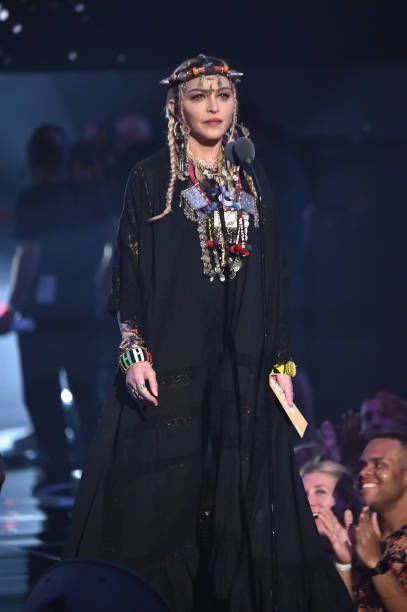 Madonna at the 2018 MTV Video Music Awards - 20 August 2018 - Pictures and Videos (34)