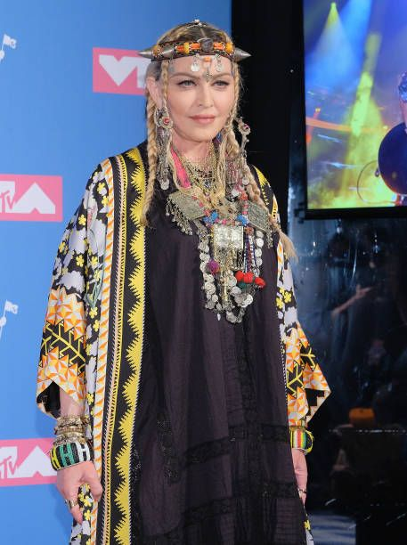 Madonna at the 2018 MTV Video Music Awards - 20 August 2018 - Pictures and Videos (37)