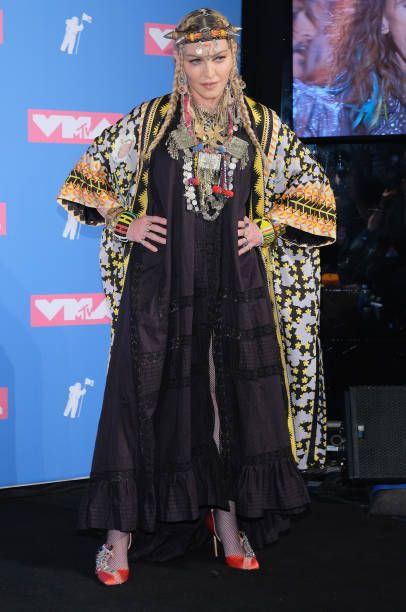 Madonna at the 2018 MTV Video Music Awards - 20 August 2018 - Pictures and Videos (38)