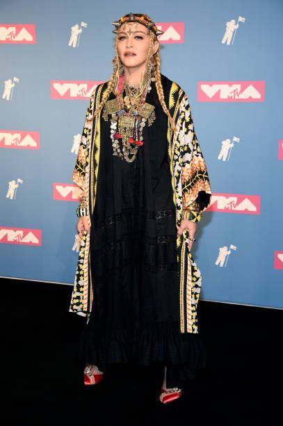 Madonna at the 2018 MTV Video Music Awards - 20 August 2018 - Pictures and Videos (40)