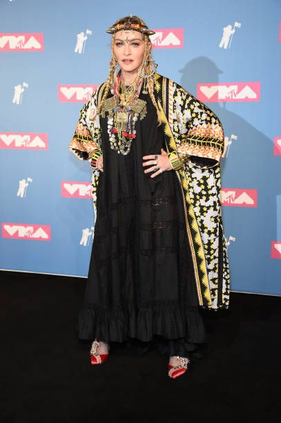 Madonna at the 2018 MTV Video Music Awards - 20 August 2018 - Pictures and Videos (41)