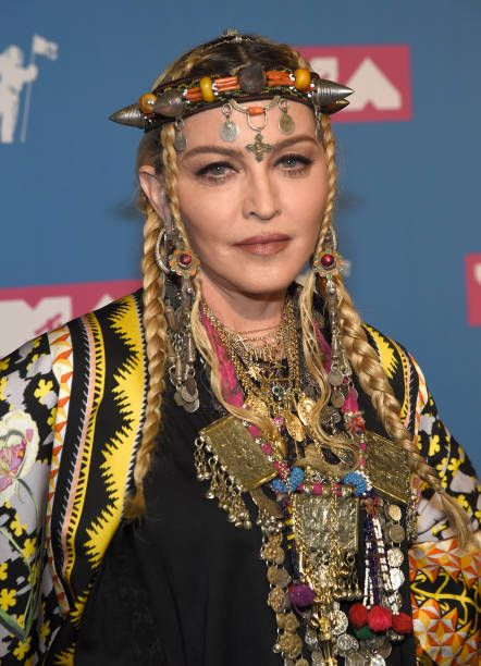 Madonna at the 2018 MTV Video Music Awards - 20 August 2018 - Pictures and Videos (42)