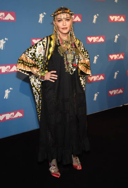 Madonna at the 2018 MTV Video Music Awards - 20 August 2018 - Pictures and Videos (43)