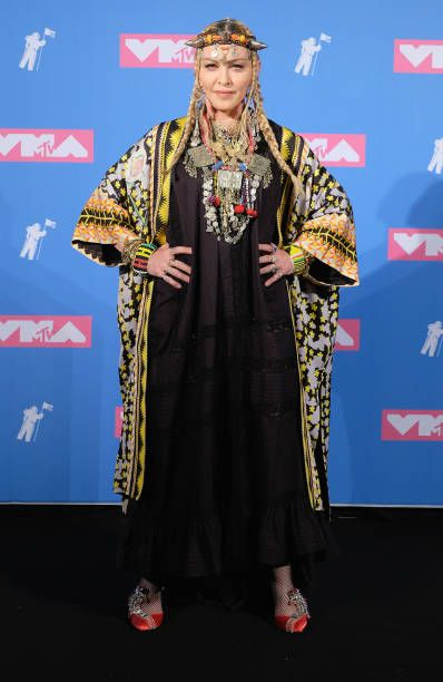 Madonna at the 2018 MTV Video Music Awards - 20 August 2018 - Pictures and Videos (44)
