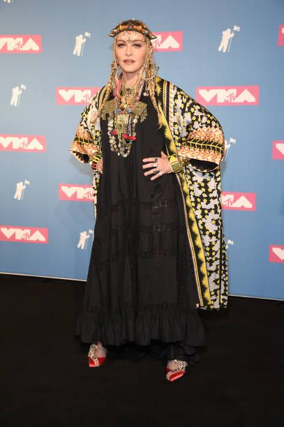 Madonna at the 2018 MTV Video Music Awards - 20 August 2018 - Pictures and Videos (45)