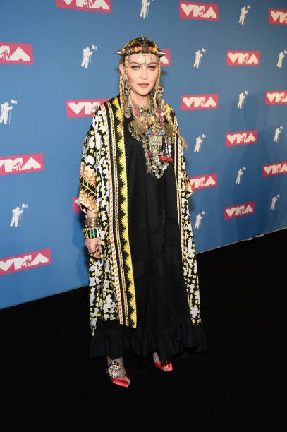 Madonna at the 2018 MTV Video Music Awards - 20 August 2018 - Pictures and Videos (49)