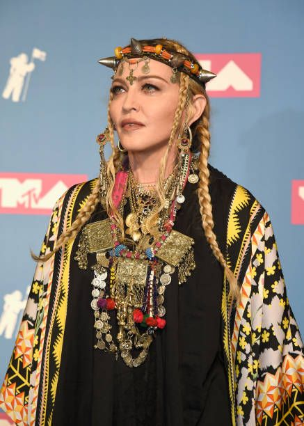 Madonna at the 2018 MTV Video Music Awards - 20 August 2018 - Pictures and Videos (52)