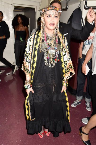 Madonna at the 2018 MTV Video Music Awards - 20 August 2018 - Pictures and Videos (53)