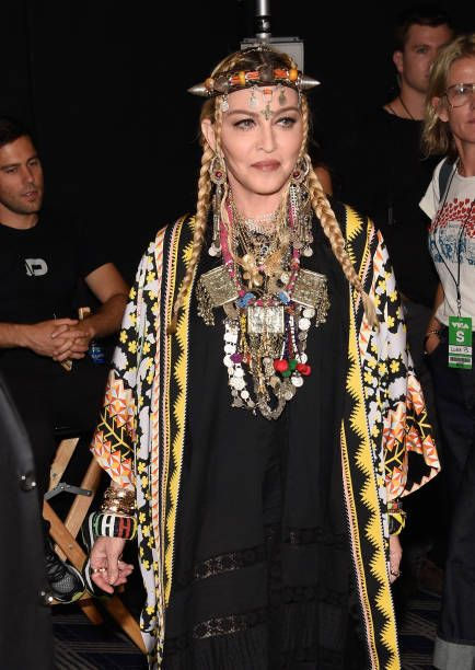 Madonna at the 2018 MTV Video Music Awards - 20 August 2018 - Pictures and Videos (57)