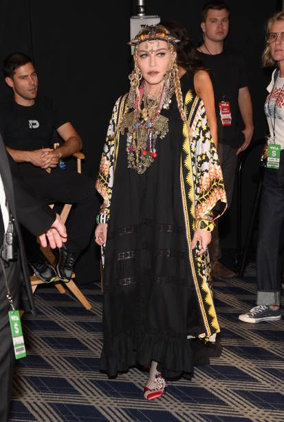 Madonna at the 2018 MTV Video Music Awards - 20 August 2018 - Pictures and Videos (58)