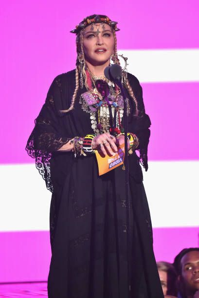 Madonna at the 2018 MTV Video Music Awards - 20 August 2018 - Pictures and Videos (61)