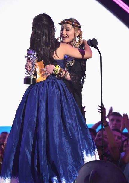 Madonna at the 2018 MTV Video Music Awards - 20 August 2018 - Pictures and Videos (62)