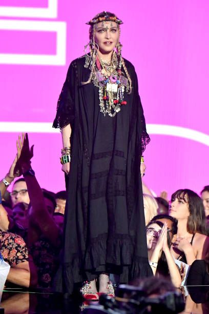 Madonna at the 2018 MTV Video Music Awards - 20 August 2018 - Pictures and Videos (67)