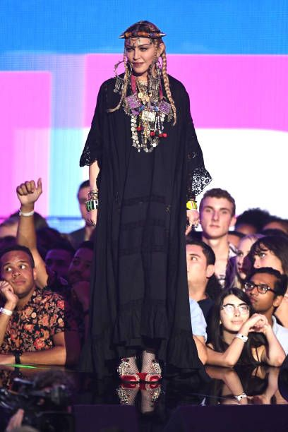 Madonna at the 2018 MTV Video Music Awards - 20 August 2018 - Pictures and Videos (68)