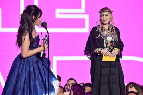 Madonna at the 2018 MTV Video Music Awards - 20 August 2018 - Pictures and Videos (71)