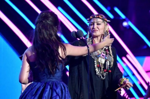 Madonna at the 2018 MTV Video Music Awards - 20 August 2018 - Pictures and Videos (73)