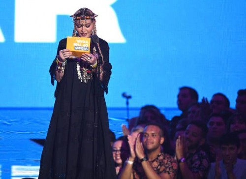 Madonna at the 2018 MTV Video Music Awards - 20 August 2018 - Pictures and Videos (76)