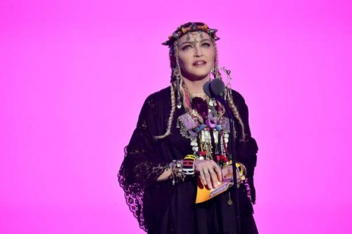 Madonna at the 2018 MTV Video Music Awards - 20 August 2018 - Pictures and Videos (78)