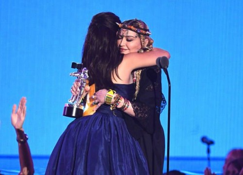 Madonna at the 2018 MTV Video Music Awards - 20 August 2018 - Pictures and Videos (84)