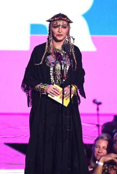 Madonna at the 2018 MTV Video Music Awards - 20 August 2018 - Pictures and Videos (90)