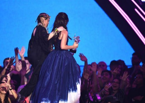 Madonna at the 2018 MTV Video Music Awards - 20 August 2018 - Pictures and Videos (91)