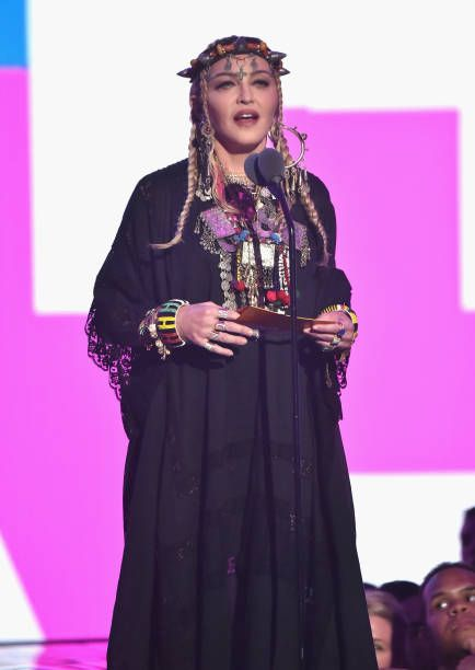 Madonna at the 2018 MTV Video Music Awards - 20 August 2018 - Pictures and Videos (93)