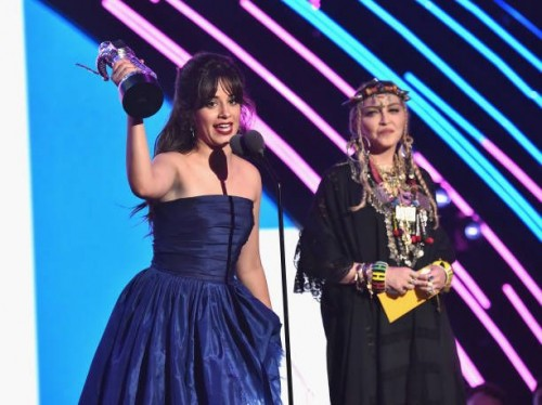 Madonna at the 2018 MTV Video Music Awards - 20 August 2018 - Pictures and Videos (96)