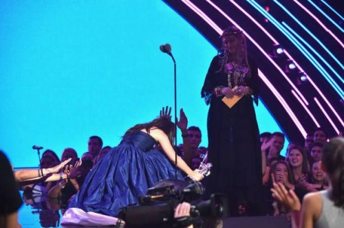Madonna at the 2018 MTV Video Music Awards - 20 August 2018 - Pictures and Videos (100)