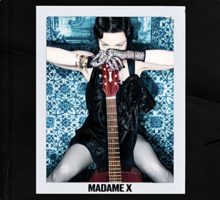 Madame X Double CD - Deluxe Edition (15 tracks)
