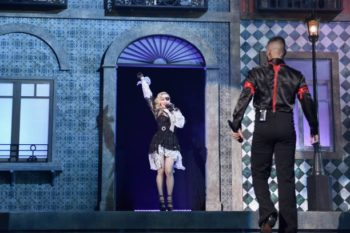 Madonna performs Medellín at the 2019 Billboard Music Awards - 1 May 2019 - Pictures (17)