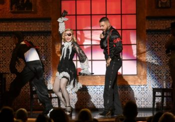 Madonna performs Medellín at the 2019 Billboard Music Awards - 1 May 2019 - Pictures (3)