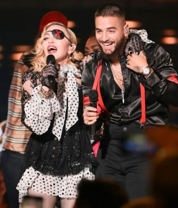 Madonna performs Medellín at the 2019 Billboard Music Awards - 1 May 2019 - Pictures 20